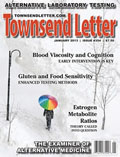 Townsend Letter magazine cover